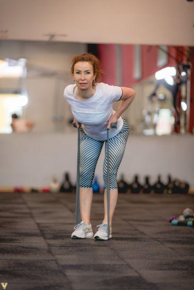 Upper Body Training - Фитнес Атлетико - Плевен